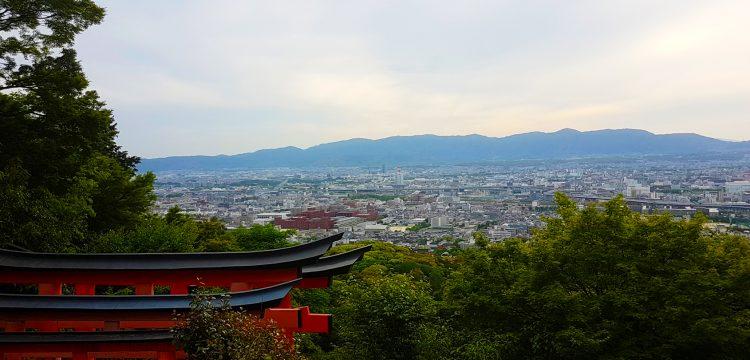 Visiter la ville de Kyoto